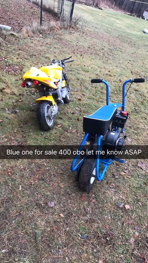 Mini bike for Sale in Leicester, MA