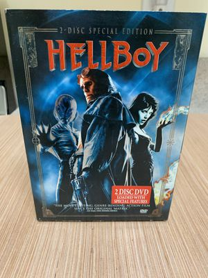 Hellboy Special Edition with Special Features for Sale in Jacksonville, FL
