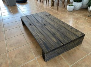 Hand made rustic coffee table for Sale in Miami, FL
