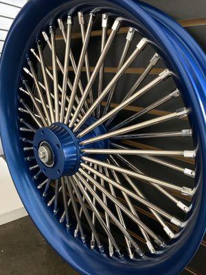 Harley Davidson spoke rim tires rotors package for Sale in Thousand Oaks, CA