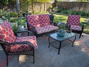 Outdoor Patio Set for Sale in San Jose, CA