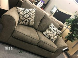 $39 Down  🍃🍂 BEST DEAL Nesso Walnut Living Room Set 303 for Sale in Jessup, MD