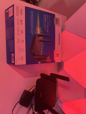 Linksys re9000 WiFi extender for Sale in Silver Spring, MD