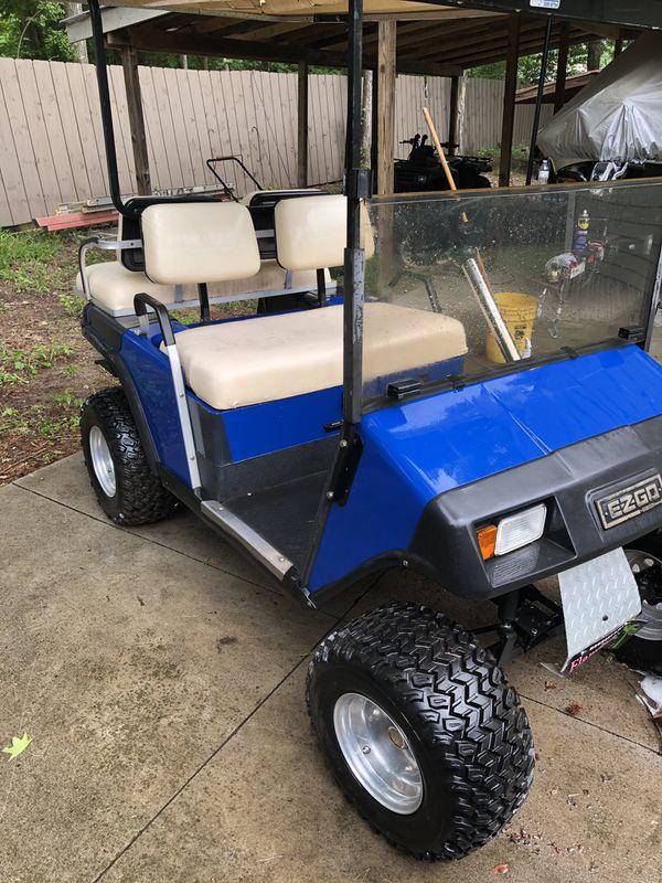 E-Z Go Golf Cart for Sale in Rock Hill, SC - OfferUp