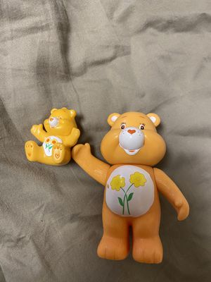 Care Bear figures ( NEW W/O PACKAGING ) for Sale in Tualatin, OR