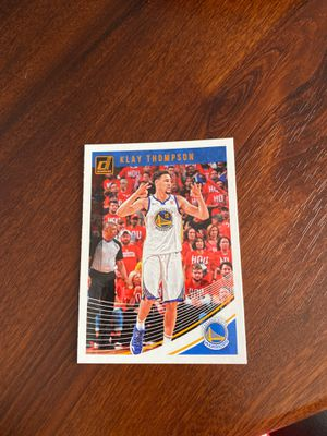2018 Klay Thompson card for Sale in Berlin, CT