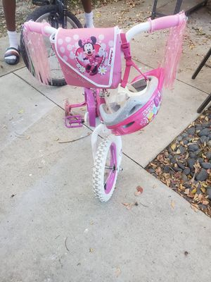Minnie mouse toddler bike for Sale in Anaheim, CA