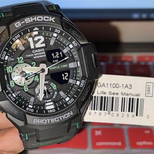 G-SHOCK Aviator Casio Watch NEW GA1100-1A3 for Sale in Chicago, IL