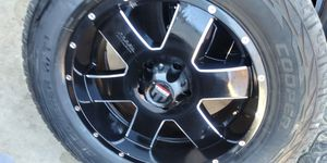 AMERICAN TRUXX 20X9 5LUGS DODGE for Sale in Mesquite, TX