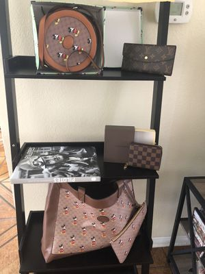 Ladder Style Shelf items sold SEPARATELY ASK for Sale in NEW PRT RCHY, FL