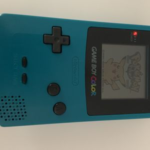 Teal Nintendo Gameboy Color for Sale in Manchester, CT