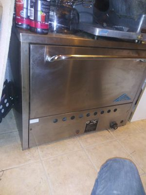 Castle Double PIZZA OVEN (GAS) for Sale in Smyrna, DE