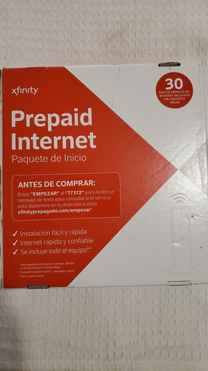 Xfinity Comcast XB3 Docsis 3.0 DualBand Wifi 8.0211ac Cable Modem/Router for Sale in Casselberry, FL
