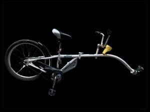 Weeride Co Pilot Bike trailer for Sale in Orlando, FL
