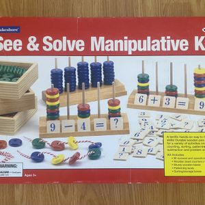 Home Schooling Math Kit for Sale in San Jose, CA