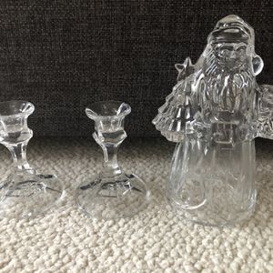 Glass Candlestick Holders for Sale in San Francisco, CA