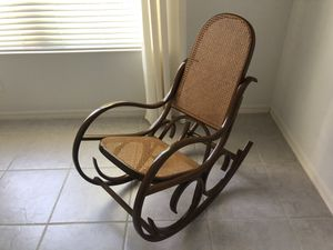Vintage 1970's Bentwood Rocker for Sale in Sarasota, FL