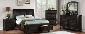 Avalon Furniture Bedroom Set - Queen for Sale in Puyallup, WA