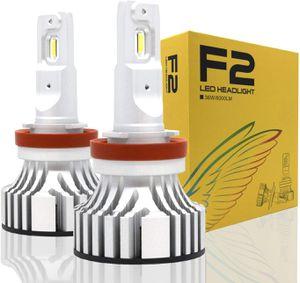 Alla H11/H8 LED headlight bulbs for Sale in Trenton, NJ