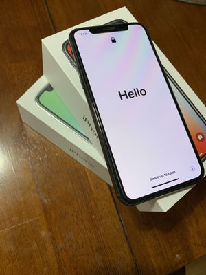 iPhone X 64gig for Sale in Newcastle, WA