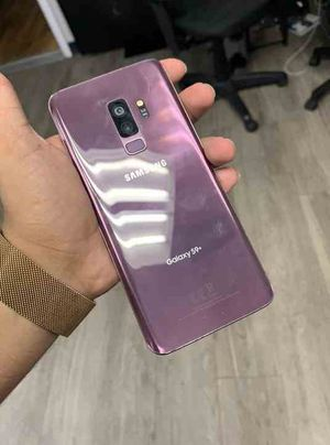 Samsung galaxy s9 plus factory unlocked P9F for Sale in Dallas, TX