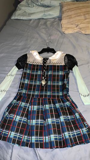Monster high costume for Sale in Channelview, TX