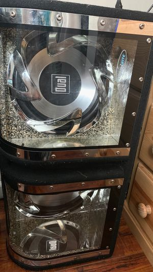 """12"""" Dual speakers for Sale in Oakland, CA"""