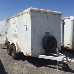 12 Foot 10K Enclosed Trailer for Sale in Fort Worth, TX