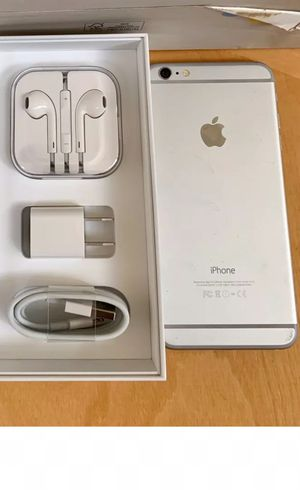 NEW Condition iPhone 6 6S 6 Plus Factory Unlocked 128GB 64GB 32GB 16GB construct yellow captain for Sale in Hollywood, FL