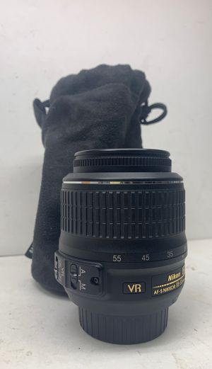 Nikon Camera Lens 102188 for Sale in Federal Way, WA