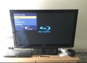 42 inch Panasonic Tv - trades and negotiations accepted for Sale in Escondido, CA