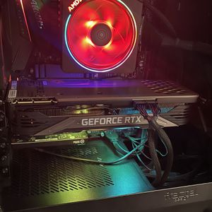 PNY GEFORCE RTX 3090 24gb XLR8 GAMING REVEL EPIC-X RGB Triple Fan Graphics Card for Sale in Los Angeles, CA