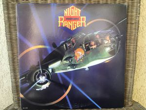 Night Ranger Vinyl Record for Sale in Menifee, CA