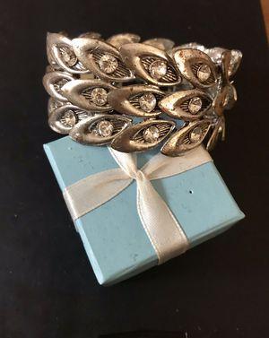 Silver bracelet for Sale in Methuen, MA