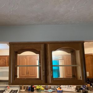 2 level Cabinet for kitchen. for Sale in Pittsburgh, PA