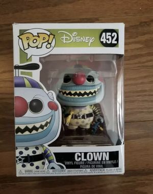 Funko Pop! Disney: Nightmare Before Christmas - Clown #452 for Sale in Lowellville, OH