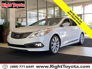 2017 Hyundai Azera for Sale in Scottsdale, AZ