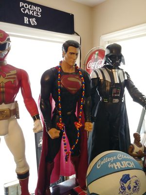 Four 31 inch Action Figures for Sale in Charlotte, NC