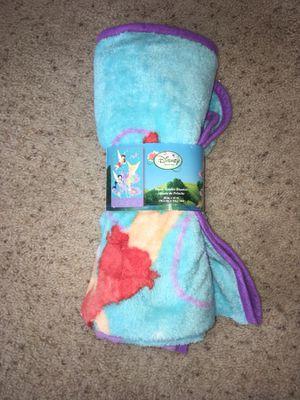 Tinkerbelle Plush Toddler Blanket (Brand New) for Sale in Austin, TX