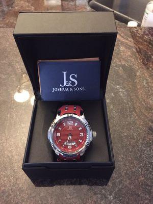 Joshua & Son's (J&S) Red Sports Watch for Sale in Phoenix, AZ