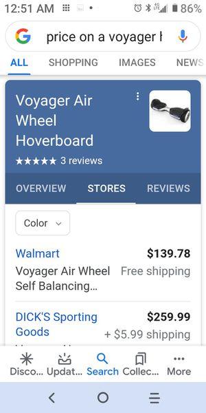 Voyager hoverboard for Sale in Glendale, AZ