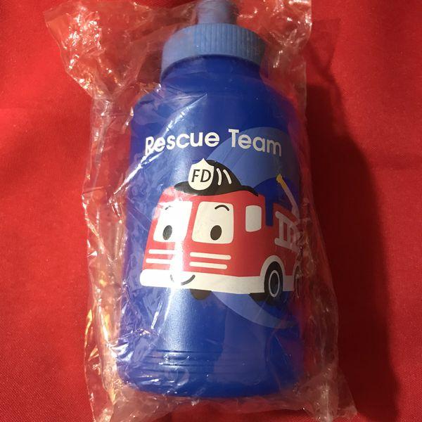 Rescue Team (Sanrio) Blue Water 💦 Bottle