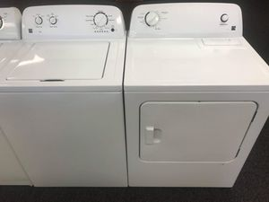 Kenmore Washer and Dryer Set for Sale in Arlington, TX