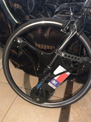 Electric bicycle wheel Geo Orbital 700c 28in for Sale in Dallas, TX