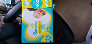 Brand new newborn pampers for Sale in Plant City, FL