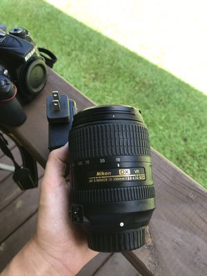 Nikon 18-300mm lens for Sale in Leesville, SC