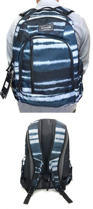 Brand NEW! DAKINE Blue/White Multipocket Backpack For Traveling/Outdoors/Hiking/Biking/Camping/Sports/Gym/School/Work/Holiday Gifts for Sale in Torrance, CA