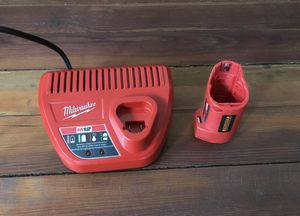 Milwaukee M12 12-Volt Lithium-Ion Battery Charger for Sale in Westminster, MD