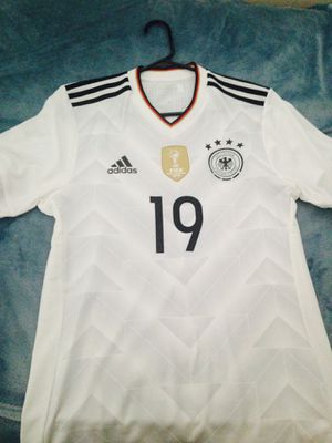 VERY RARE 2014 Germany World Cup Mario Gotze Jersey for Sale in Fontana, CA