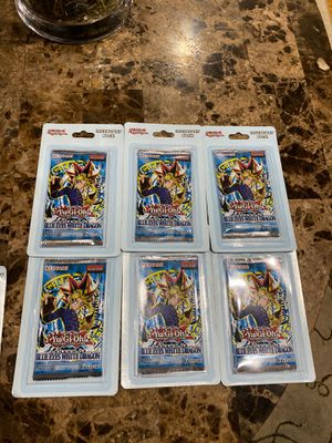 Legend of Blue Eyes blister packs for Sale in Pico Rivera, CA